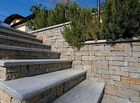 scale in pietra per interni scale esterne in pietra scale