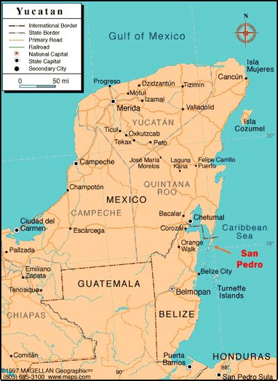 map of mexico and belize a guide travelling from cancun mexico to belize for many