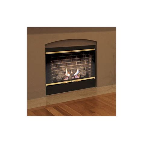 Fireplace B Vent by Majestic 400bbvnsc Black 36 Quot Slim Line Gas Radiant
