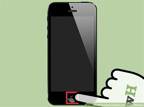 how do you invert colors on iphone 2 easy ways to invert colors on an ios device wikihow