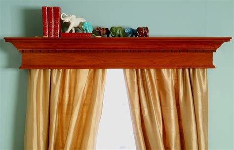 Style Cornice Window Cornices Window Treatments Window Decorating Ideas