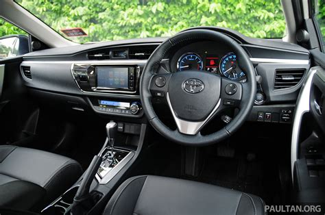 Toyota Altis 2014 Interior by All New Altis Hits The Road Thailand Motor Forum Thailand Visa Forum By Thai Visa The Nation