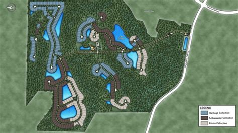 Florida Homes Floor Plans new st johns county community julington lakes by toll