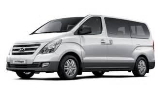 H1 Hyundai Hyundai H1 9 Seater Multi Purpose Vehicle Passenger Cars