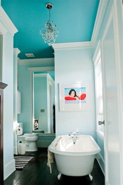 Bad Decke Streichen by Benjamin Peacock Blue Bathroom Ceiling Paint