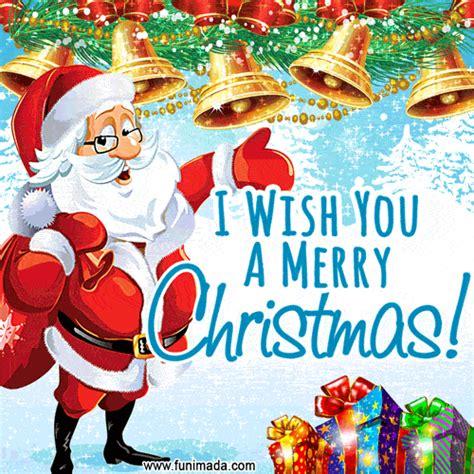 merry christmas gifs animated images   funimadacom