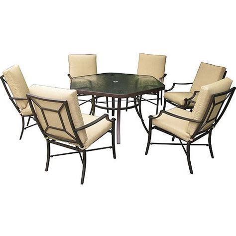 hexagon patio set 1000 images about hexagons will trend on