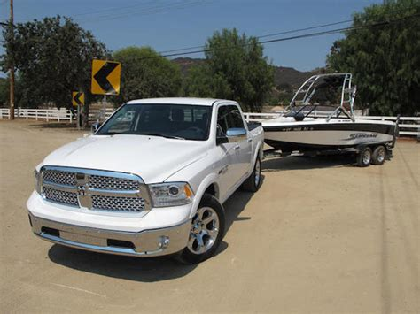 2014 ram 1500 diesel mpg review 2014 ram 1500 ecodiesel towing and mpg fuel economy