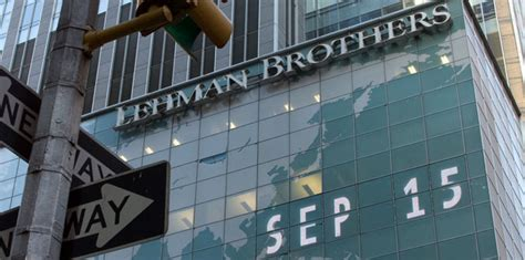 lehman bank how media failed in the of lehman brothers collapse