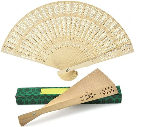 custom folding hand fans 1 pcs new in box chinese japanese bamboo folding fan hand