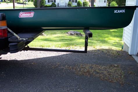 Hitch Roof Darby Extend A Truck Hitch Mounted Load Extender Roof Or