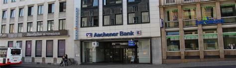 www aachener bank gesch 228 ftsstelle aachen theaterstrasse hauptstelle aachener