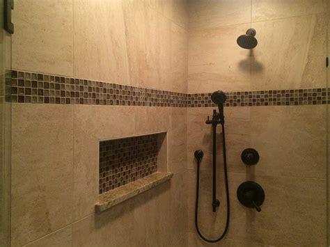 custom tile shower custom tile and shower for your bathroom custom shower