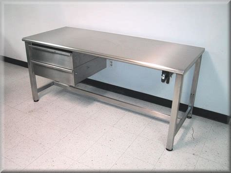 metal work benches stainless steel work bench