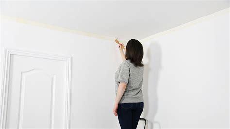 Peindre Un Plafond Sans Trace by Comment Peindre Un Plafond Peintures De Couleurs Pour