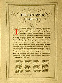 mayflower compact poster plimoth plantation museum shop