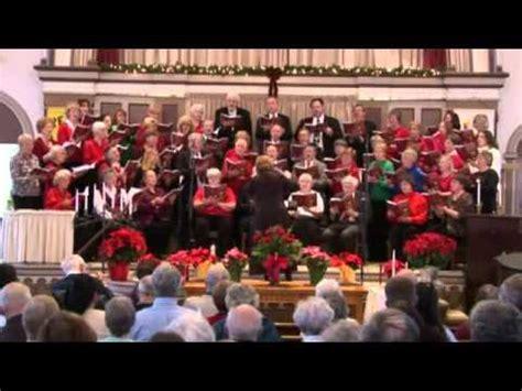 Bed Intruder Choir Carol Sing Halleluja Doovi