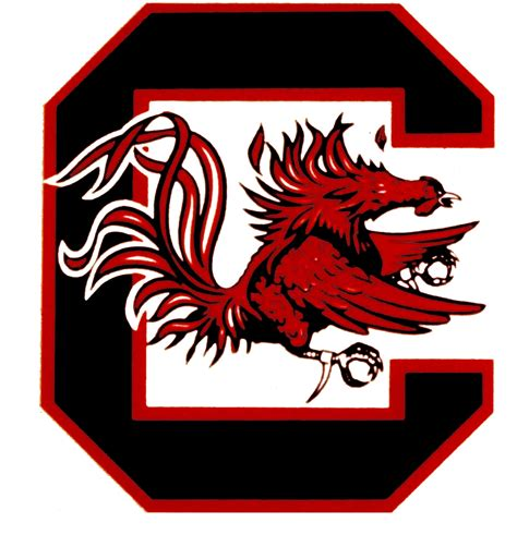 Usc Gamecock Outline by Gamecock Clipart