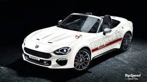 Fiat 124 Spider Abarth 2018 Fiat 124 Spider Abarth Picture 656987 Car Review