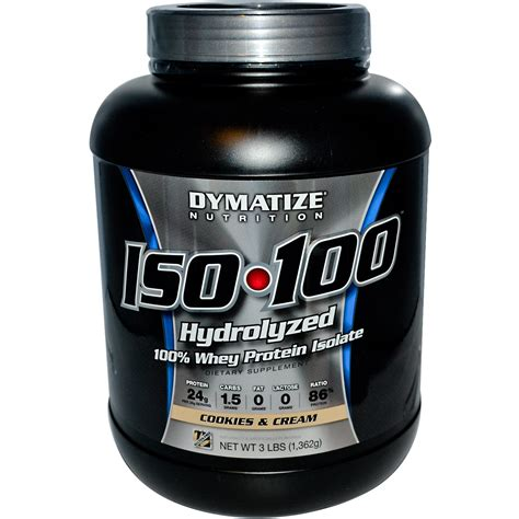 Whey Iso 100 dymatize nutrition iso 183 100 100 whey protein isolate