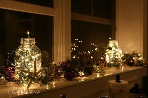 window sill christmas decorations 12 window decor ideas diy decorations window decor