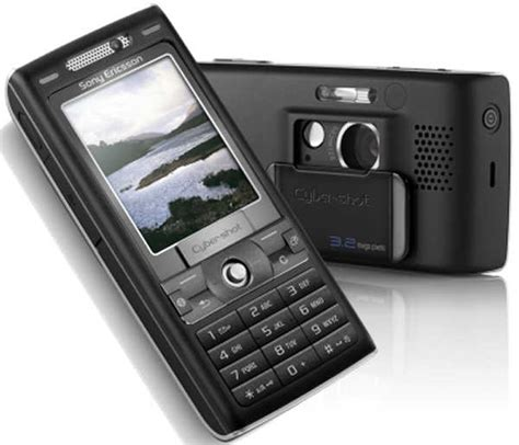 Hp Sony K800i Sony Ericsson Cyber K800i Black Unlocked Mobile Phone 60 Day Warranty 7311270036013