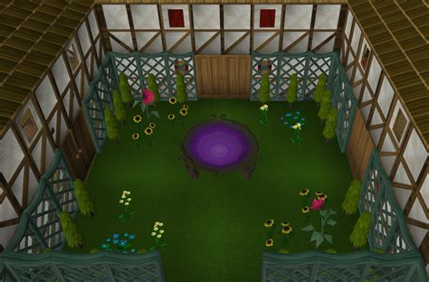 Runescape Formal Garden - tall fancy hedge runescape wiki fandom powered by wikia