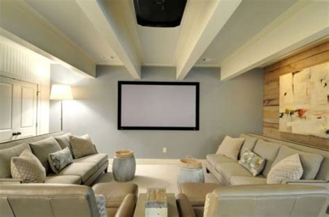 basement media room top five uses for a basement space