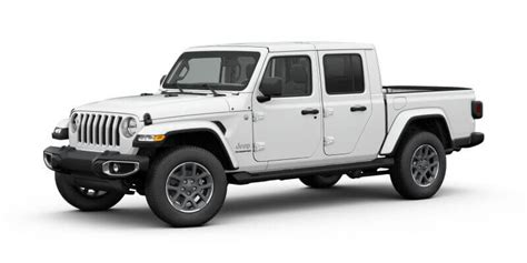 2020 Jeep Gladiator Color Options by 2020 Jeep Gladiator Options Used Car Reviews Review