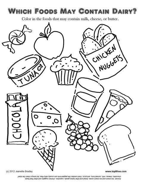 preschool coloring pages nutrition 16 best nutrition images on pinterest preschool