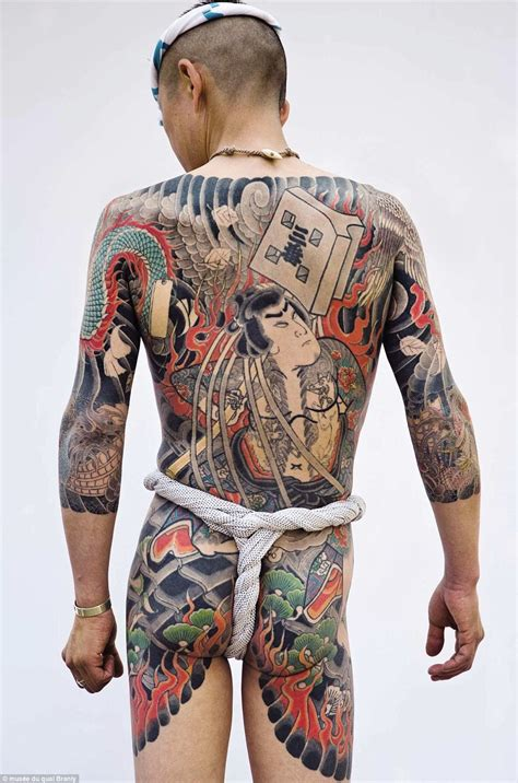 japanese full body tattoo history paris tattoo exhibition charts the history of body art