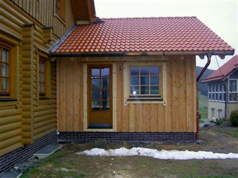 Anbau Holz Oder Massiv by Blockhausservice Blockhaus Holzhaus Pflege Anstrich