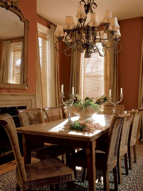burnt orange dining room 1000 images about dinning room ideas on pinterest