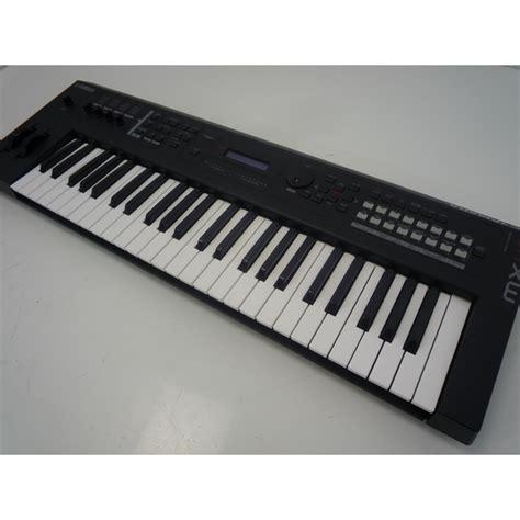 Keyboard Yamaha Mx49 ex demo yamaha mx49 synthesizer production keyboard midi mx 49 ebay