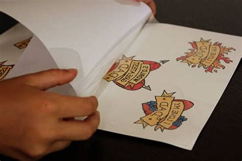 tattoo paper wood transfer 25 best ideas about temporary tattoo paper on pinterest