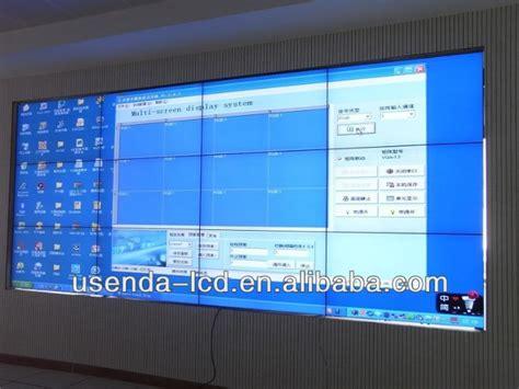 Matrix Tv Digital did 55 inch 3x6 5 3 3 5 mm bezel lcd multi screen