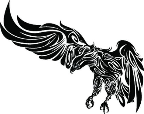 mexican eagle tattoo tribal mexican eagle tribal tattoo google search tattoos