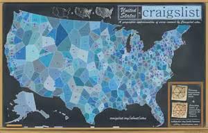 united states of craigslist visual ly
