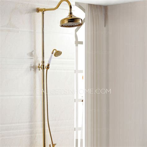bathroom shower heads and faucets peerless gold brass bathroom outside shower heads and faucets