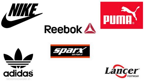 top athletic shoe brands sport shoes brand logo www pixshark images