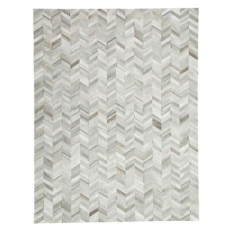 Patchwork Leather Rug - patchwork leather rug floors