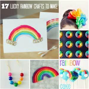 crafts to make 17 diy lucky rainbow crafts you ll make and takes