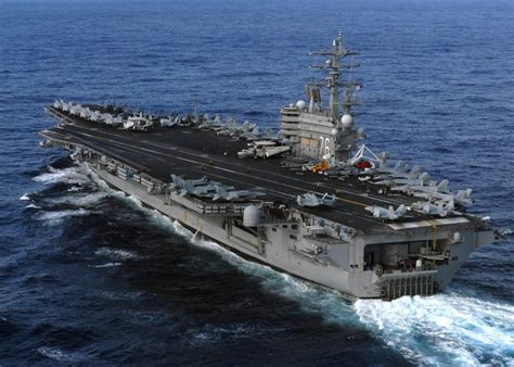 five reasons u s aircraft carriers are nearly impossible