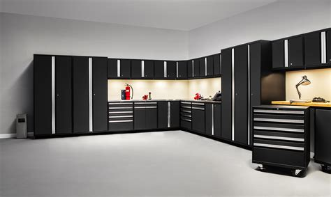 Modular Garage Cabinets by New Modular Garage Storage System By Tailored Living