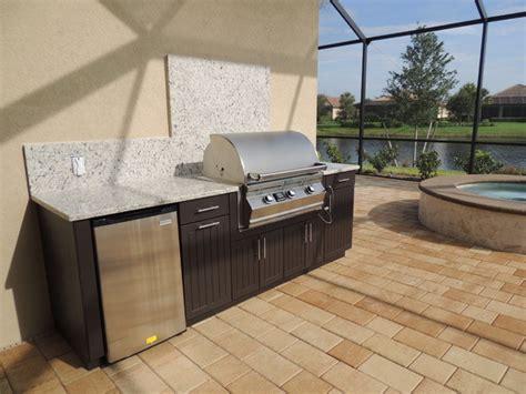 Kitchen Design Center Naples Fl Weatherproof Polymer Cabinetry In Southwest Floridaoutdoor