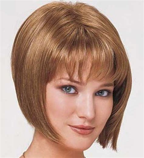 long wedge bob with bangs back view of wedge bob haircut short hairstyle 2013