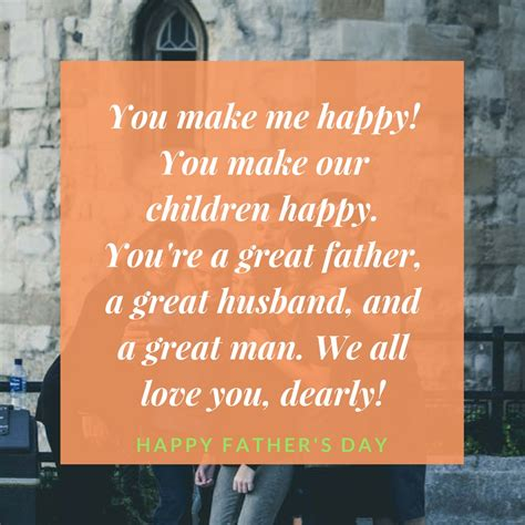happy fathers day quotes wishes  son daughter