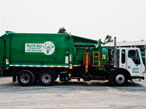 electric company truck a tesla co founder is making electric garbage trucks with