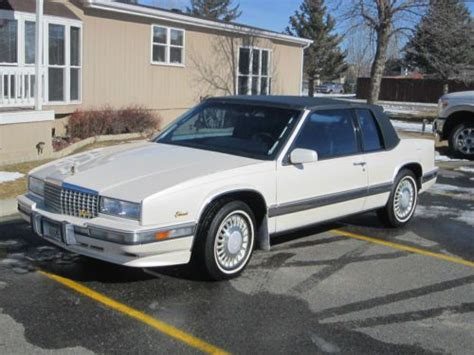 how to sell used cars 1992 cadillac eldorado parental controls sell used 1991 cadillac eldorado biarritz coupe 2 door 4 9l in billings montana united states