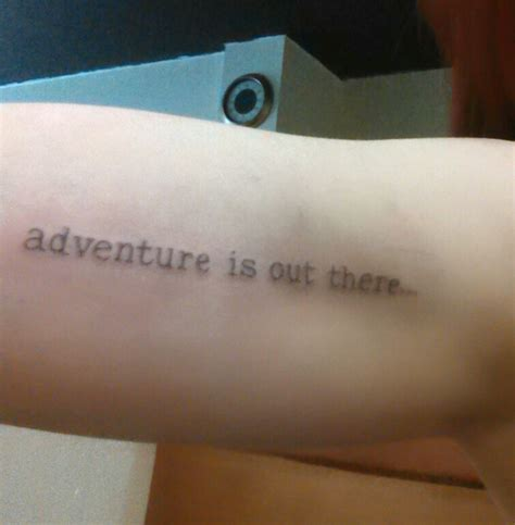 adventure is out there done by timeka at wolf creek